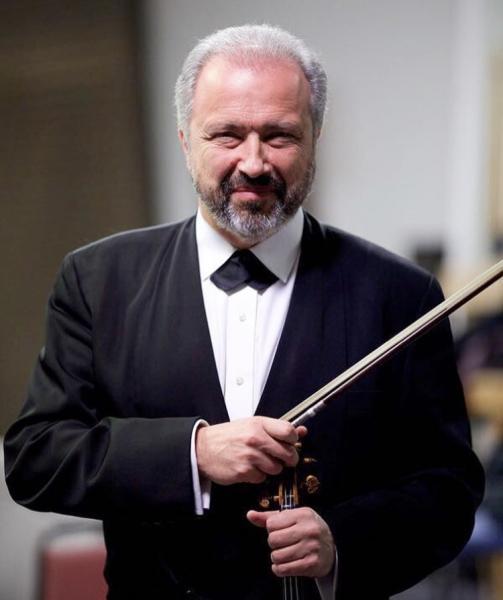 Ежегодный цикл концертов классической музыки в Дубае откроет скрипач-виртуоз Дмитрий Ситковецкий