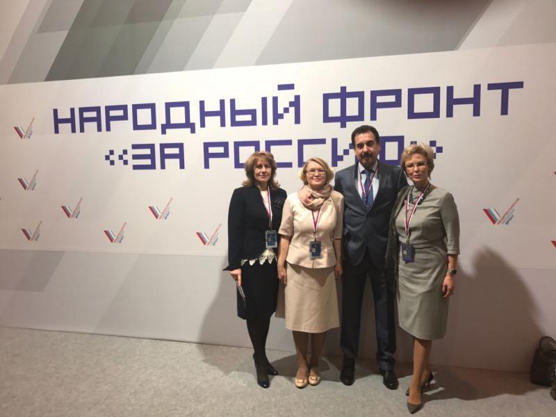 Представители ОНФ в Томской области приняли участие в «Форуме Действий» Народного фронта
